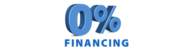 0% Financing now through February 28th