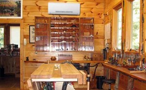 Shed-Workshop-Ductless-Installations