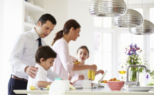 ductless-cooling-heating-residential-kitchen