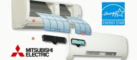Ductless Cooling and Heating units also filter your air!